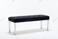 Knightsbridge Bench -  Black